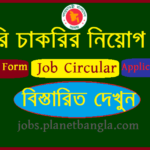 All New Govt Job Circular 2020 (Ongoing Government Jobs in BD)